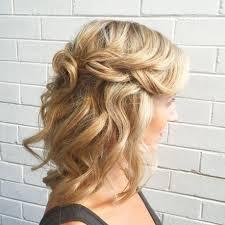 15 Ideas Of Medium Length Hair Half Up Wedding Hairstyles