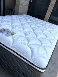 Full Size Mattress Boxspring And Frame Set Full Size Mattress Set ...