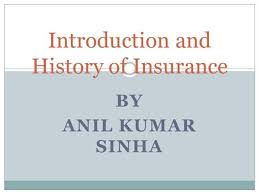 1 Introduction And History Of Insurance Authorstream