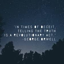 Image result for george orwell quotes
