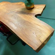 Esstisch Holztisch Wohnzimmertisch Tisch Aus Ulme 250 Cm Daslandhusde