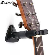 guitar wall mount stand hook fits most bass accessories ukulele bracket various diy guitar wall mount