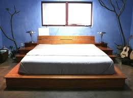 Platform Bed Mark Love Custom Furniture Custom Designed