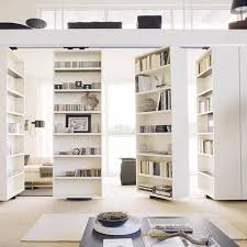 Room Divider Bookcase Best 25 Bookshelf Room Divider Ideas On Pinterest  Shelving In