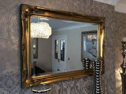 antique mirror wall sconce antique wall shelf mirror classic with regard to large gold antique mirrors