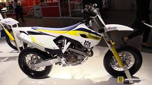 2015 husqvarna fs 450 super motard bike walkaround 2014 eicma