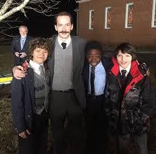 Stranger Things Mr. Clarke, Dustin, Lucas, Mike, Season 1 | Stranger things  have happened, Stranger things funny, Stranger things steve