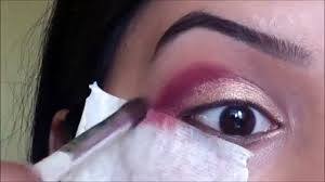 dailymotion traditional indian stani bridal smokey eye makeup tutorial