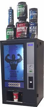 Gym Supplement Vending Machine Delectable Supplement Vending Machine Purchasing Souring Agent ECVV