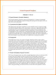 4+ project proposal template pdf | artist resume