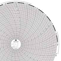 Mercury Chart Recorders Chart Recorder Paper From Cole Parmer
