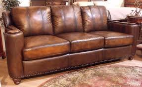 Full Grain Leather Sofa Home Design Ideas