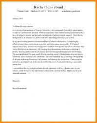 Summer Intern Cover Letter Summer Internship Resume Sample For