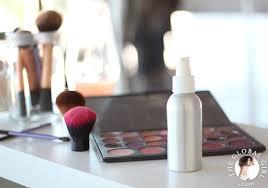 the global girl beauty ndoema s secret diy natural makeup setting spray