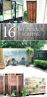 fence screening ideas garden colorbond fence screening ideas
