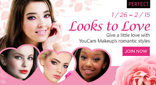 looks to love with youcam makeup this valentine s day