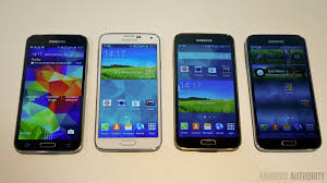 Samsung Galaxy S5 Comparison Chart Samsung Galaxy S5 Color Comparison Android Authority