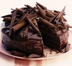 Pear Hazelnut Chocolate Cake Recipe Bbc Good Food