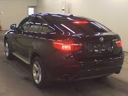 Japanese Car Auction Find – 2010 BMW X6 - Japanese Car Auctions ...
