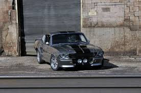 1967 ford mustang shelby gt500 eleanor