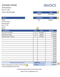 Invoice Templete 10 Quickbooks Invoice Templates Free Pdf Custom Templates