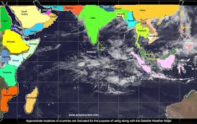 Satellite Weather Chart Satellite Weather Map South Africa Jackenjuul