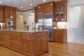Small Picture How to Decorate a Kitchen With White Appliances Oak Cabinets