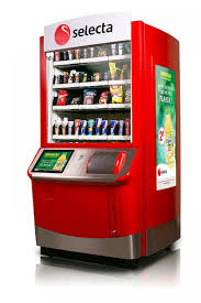 Outdoor Vending Machine New UNICUM Presents MOVE In Moscow And Paris