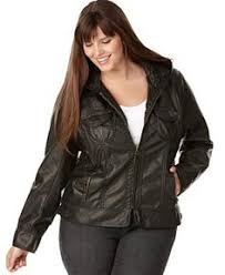 leather jackets plus size pin by delicate curves on plussize fashion pinterest american