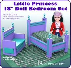 bedroom sets american girl bedroom set little princess doll image 0 s setup