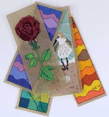 Cross Stitch Bookmark Patterns Magnificent Decorating Design