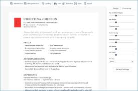 Free Resume Builders Publicassets Us