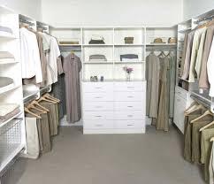 Closet Design Dimensions In Reach In Closet Di 40755