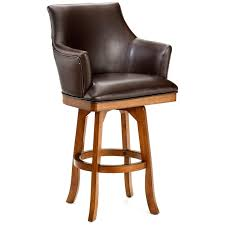 Swivel Counter Stools With Arms And Back