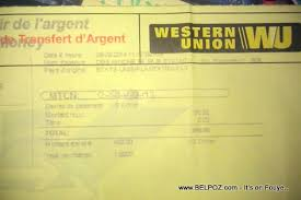 To Transfer Money Union Haiti Western