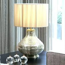 glass bases glass lamp base champagne mosaic table lamp base shade sold separately pineapple glass bases