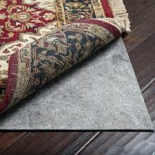 10x14 rug pad premium felted reversible dual surface non slip rug pad 10x14 felt rug