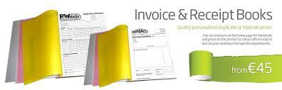 Book Invoice Best Invoice Book Design Printing Wexford Invoice Book Printing Wexford