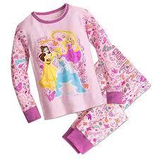 Disney Princess Pj Pals Pajamas