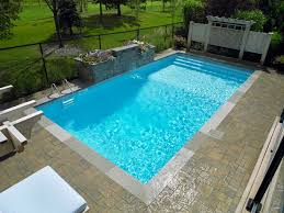 in ground pools rectangle. Rectangle Vinyl Liner Over Step Inground Pool Modern-pool In Ground Pools