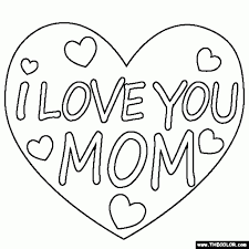 Coloring Pages I Love You Grandma Mom Chronicles Network