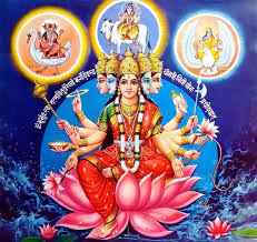Goddess Gayatri Mata Photos Images HD ...