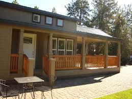 Small Picture Park Model Crown Villa RV Resort Bend Oregon
