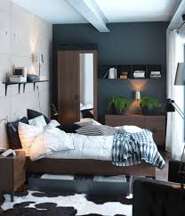Small Bedroom Shelving Astonishing Modern College Small Bedroom Color And Design Concept