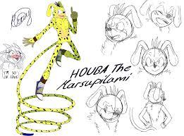 Houba the Marsupilami