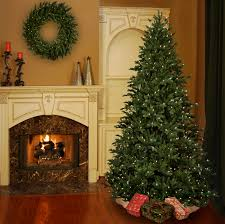 Decorations Christmas Trees Artificial   Walmart Artificial Fake Christmas Tree Prices