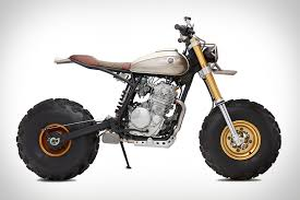 classified moto bw650 is big on tires and fun