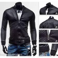 fashion pure leather designer short jacket jk154