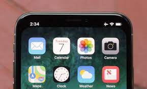 Hide iPhone X Notch on Wallpaper using App