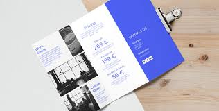 property pamphlet pamphlet design ideas examples and tips
